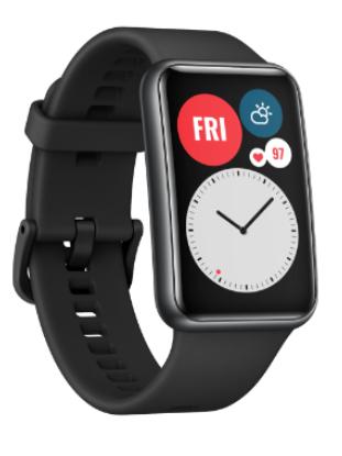 "Huawei Watch Fit 1,64"" Amoled GPS 79€"