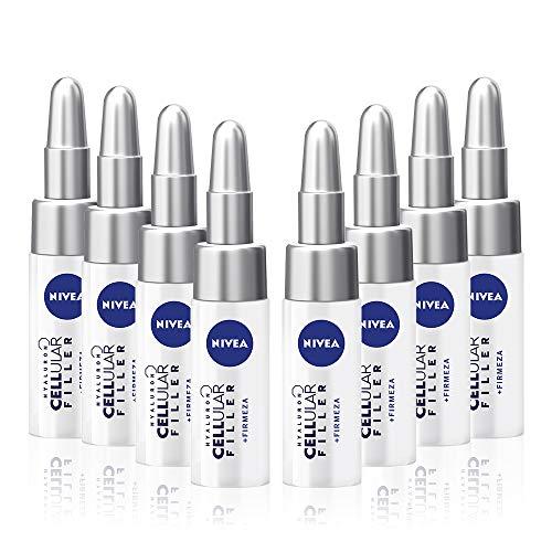 8x Nivea Cellular Filler Trattamento Viso - 5 ml