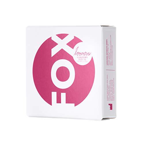 3 Preservativi Vegan su Misura