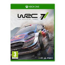 BIG BEN - World Rally Championship 7 - WRC 7 XBOX ONE -
