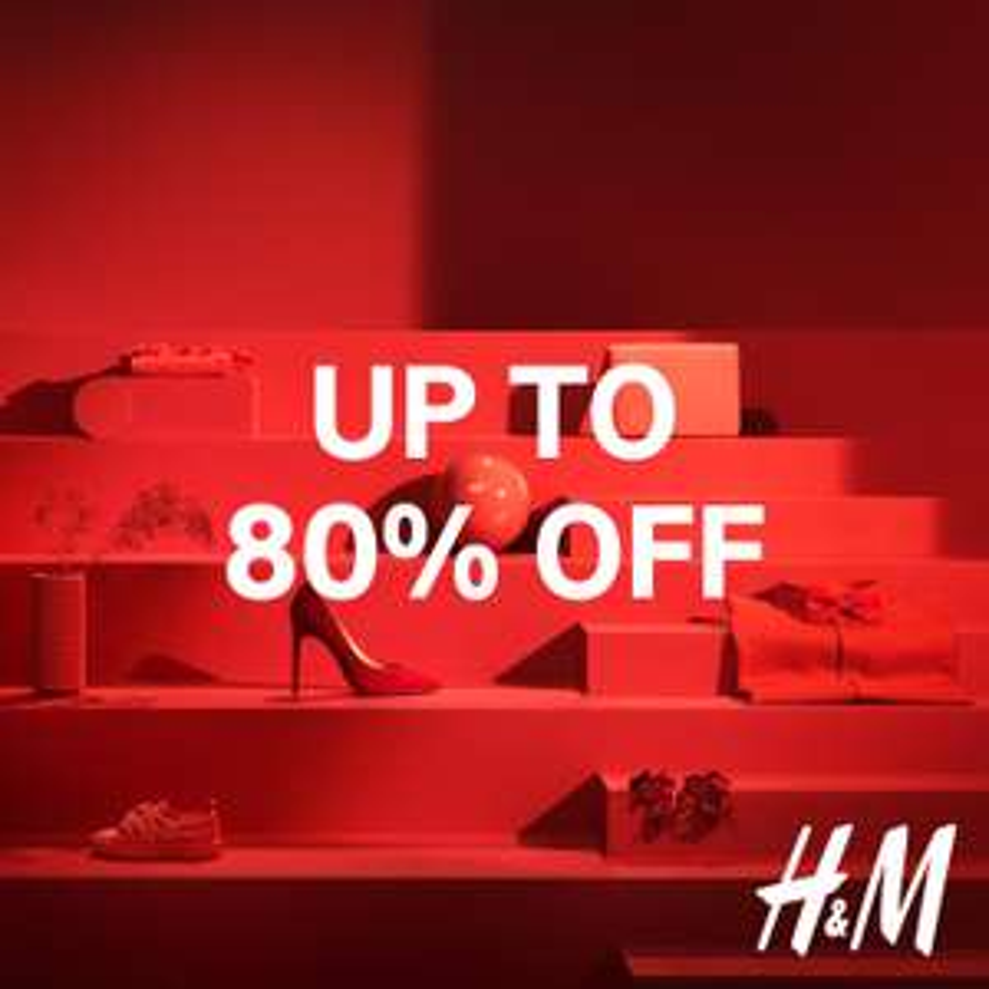 H&M - Sconti fino all'80% su tutte le categorie saldi
