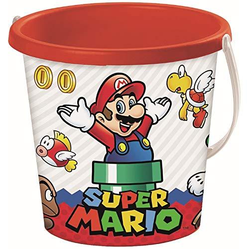 Super Mario Secchiello Mare