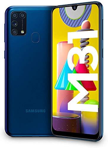 Samsung Galaxy M31 Versione spagnola 6 gb di Ram e 64 Rom