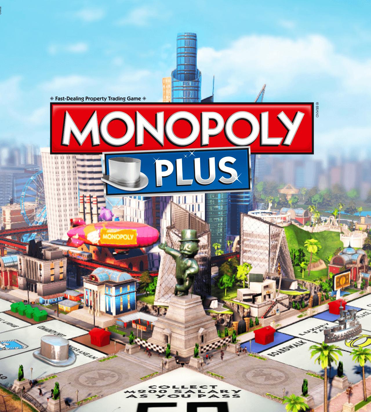 Monopoly Plus Epic Games