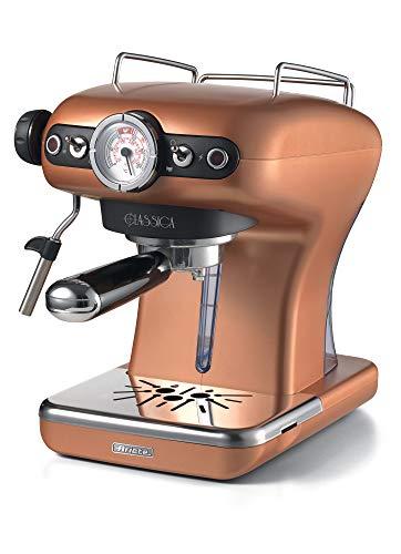 Ariete - Macchina per Caffè Espresso in Polvere e Cialda
