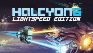 Epic Games - Gioco PC Gratis : Halcyon 6 - Lightspeed Edition
