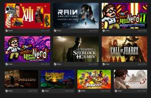 Bundle da 10 giochi su Fanatical per Steam