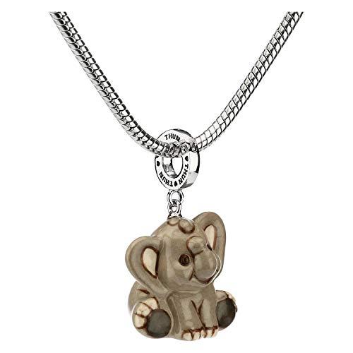 "Thun - Charm elefante ""Savana story"""