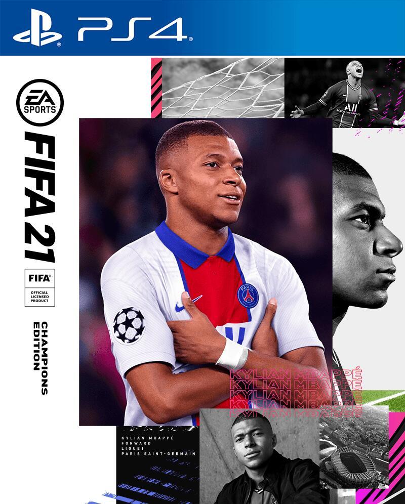 FIFA 21 Champions Edition PS4 & PS5 - Playstation Store