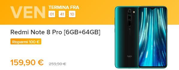 Smartphone Redmi Note 8 Pro 6 gb 64 Gb