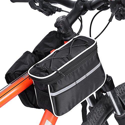 Set borse per bicicletta