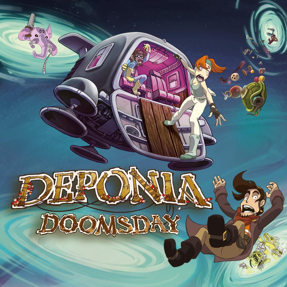 Deponia Doomsday - Nintendo eShop