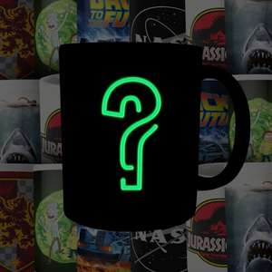 Bundle Mystery Mugs (set da 4 Tazze)
