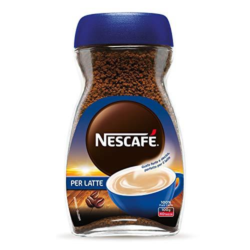 Nescafé Perlatte Caffè Solubile Barattolo, 100g Quantità minima due pezzi