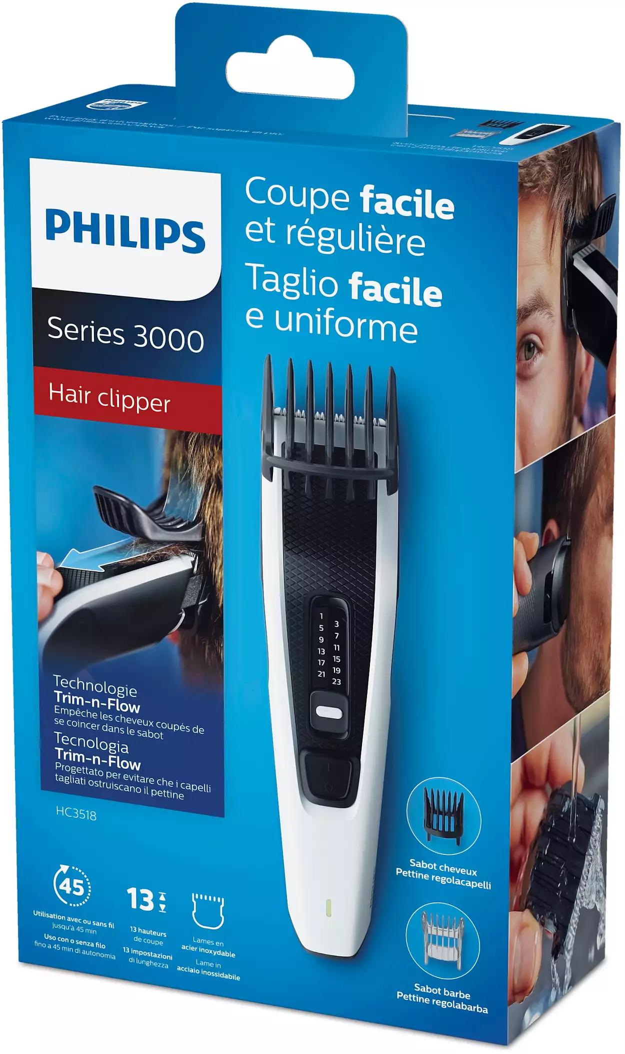 Taglia capelli Philips Hairclipper series 3000