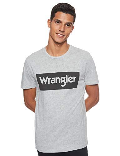 Wrangler Logo Tee T-Shirt da uomo
