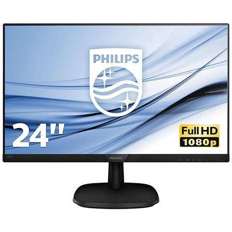 """Monitor PC 24"""" Philips 243V7QJABF Full HD IPS 60Hz"""