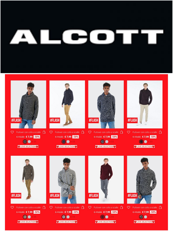 Alcott: Pullover a 7,99€