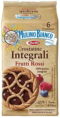 Mulino Bianco Crostatine Integrale con Confettura ai Frutti Rossi