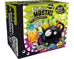 Lisciani Giochi- Kids Love Monsters Chemical Monster Gioco