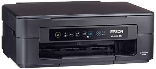 Epson Expression Home XP-2105 Stampante 3-in-1, Stampa da Dispositivi Mobili, Cartucce di Inchiostro Separate, Wi-Fi e Wi-Fi Direct