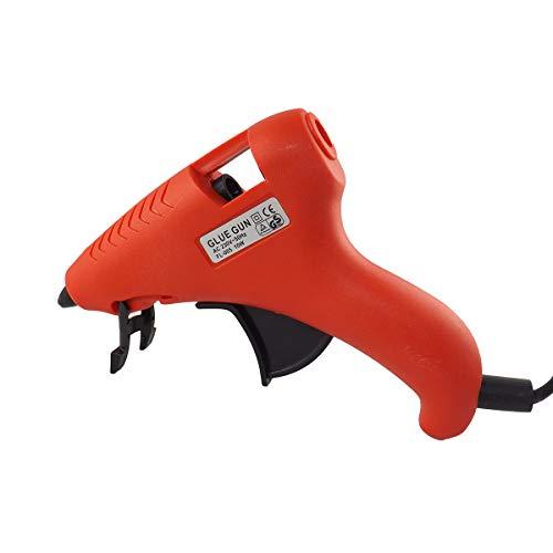 Mini Pistola Incollatrice in Blister + 2 Colle Diametro 8mm