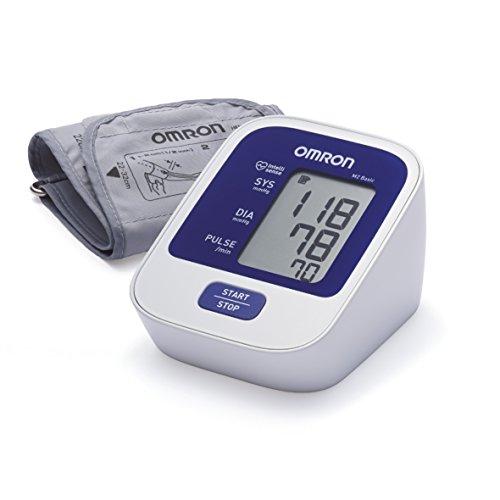 Omron M2 - Misuratore di pressione e saturimetro da braccio