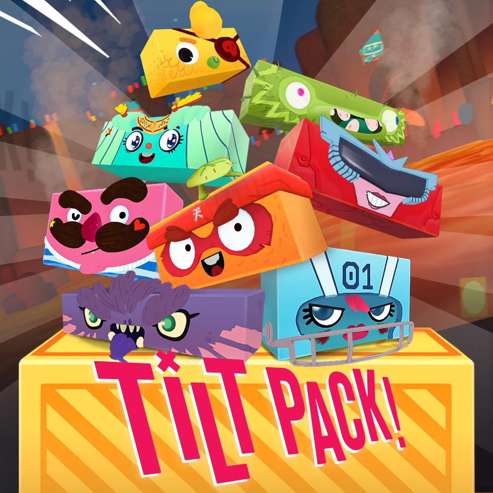 Tilt Pack - Nintendo eShop