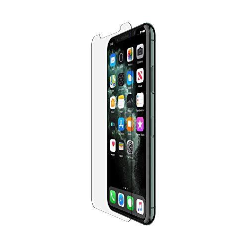 Belkin Invisiglass Ultra Proteggi Schermo in Vetro Temperato di Alta Qualità per iPhone 11 Pro Max/XS Max