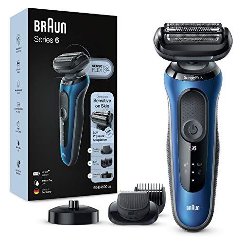 Braun Series 6 60-B4500cs Rasoio Elettrico