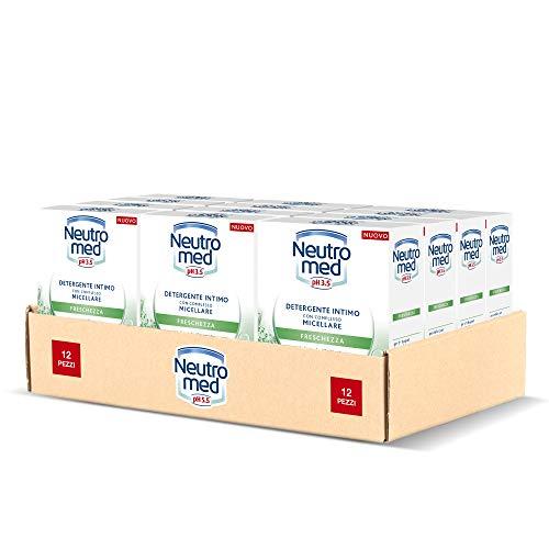 Neutromed detergente intimo - 12 flaconi da 200 ml