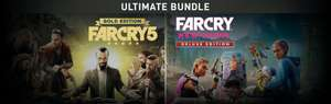 Far Cry 5 Gold Edition + Far Cry New Dawn Deluxe Edition - Bundle PC