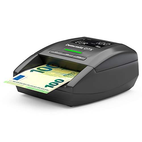 Detectalia - Rilevatore elettronico di banconote false