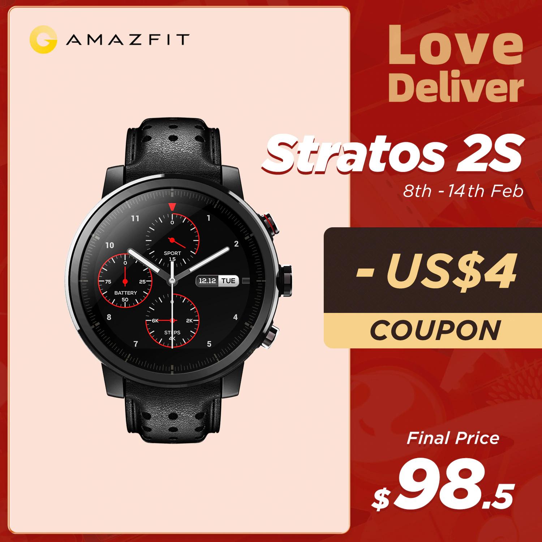 Amazfit Stratos 2S Smartwatch
