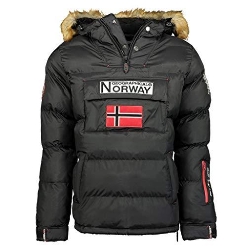 Giubbino Geographical Norway con cappuccio