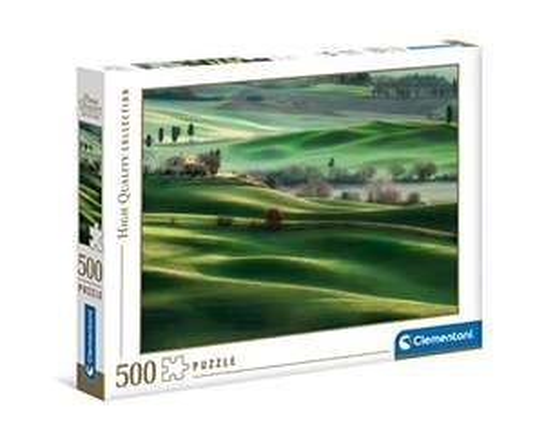 Puzzle Clementoni - Tuscany Hills - 500 pezzi