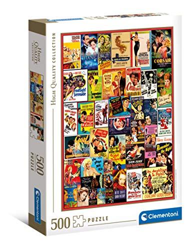Puzzle Clementoni Classic Romance 500 Pezzi