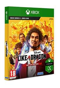 Yakuza: Like A Dragon - Day ICHI Edition - Xbox One / PlayStation 4
