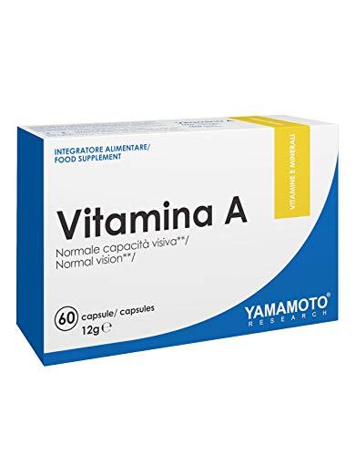 Yamamoto Research Vitamina A 60 Capsule