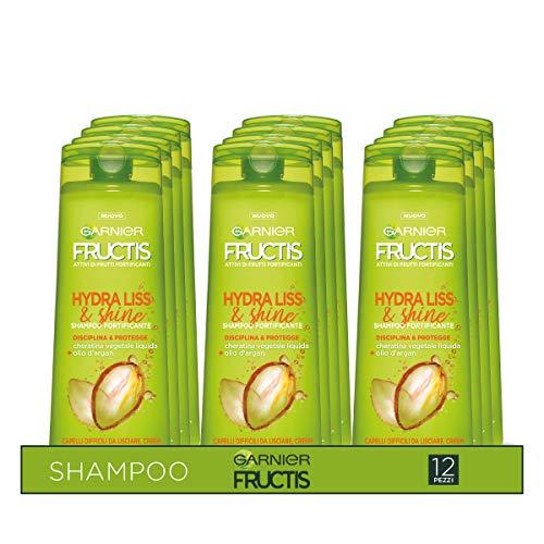 Garnier Multi Pack Shampoo 12 pezzi