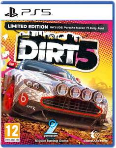 DiRT 5 PS5 Limited Edition 29.9€