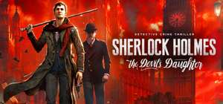 Epic Games - Sherlock Holmes: The Devil's Daughter