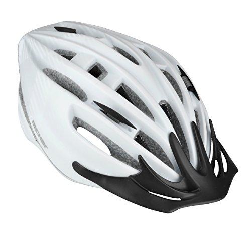 Fischer casco da bicicletta per White Pearl - Taglia S
