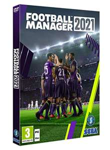 Football Manager 2021 per PC