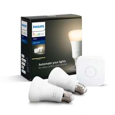 Philips Hue White Starter kit E27