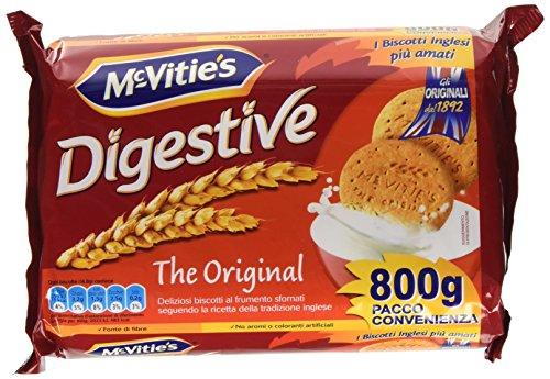 McVitie's Original Biscotti Digestive, 800g
