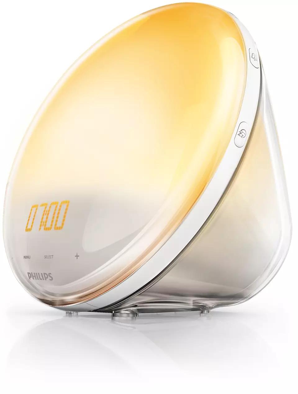Wake-up Light Philips Natural 49.4€