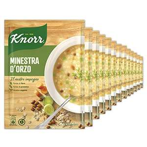15 x Knorr Minestra D'Orzo