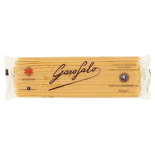 Garofalo - La Pasta di Gragnano presso Napoli, Bucatini - 8 pezzi da 500 g [4 kg]