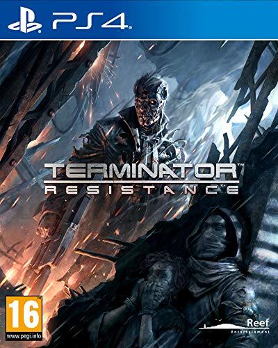 Terminator Resistance per PS4